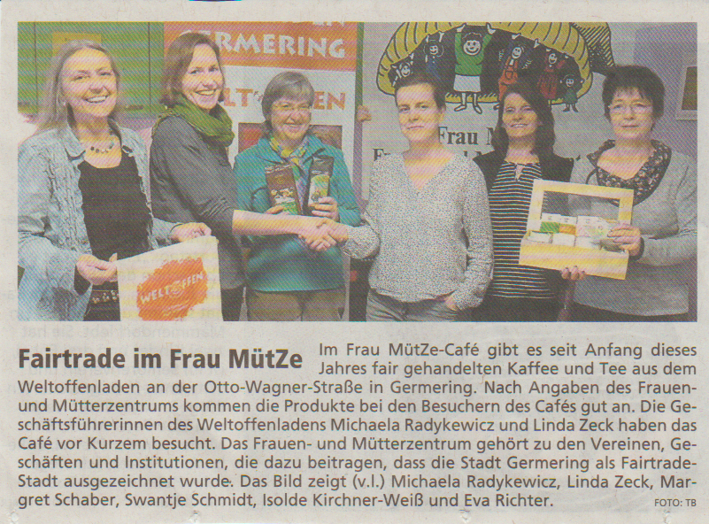 Fairtrade Presse